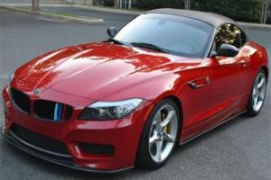 2011 BMW Z4 sDrive35is 2dr Convertible