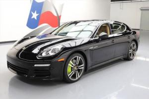 2015 Porsche Panamera S E-HYBRID LEATHER SUNROOF NAV