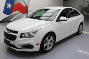 2015 Chevrolet Cruze SEDAN 2LT AUTO HTD SEATS