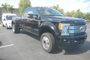 2017 Ford F-450 PLATINUM F-450