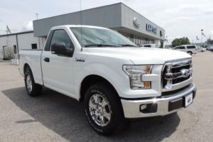2017 Ford F-150 XLT 2WD Reg Cab 6.5' Box