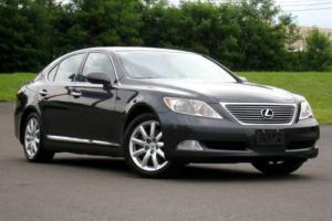 2007 Lexus LS Base 4dr Sedan