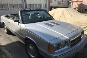 1986 Dodge Other