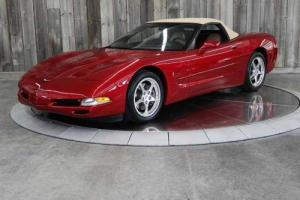 2000 Chevrolet Corvette Really Low Miles Rare Color Combo Like New 6spd.