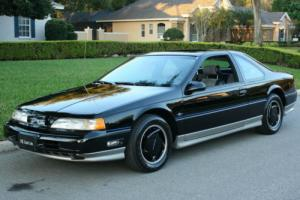 1990 Ford Thunderbird SUPER COUPE - 35TH ANNIV - 4K MILES