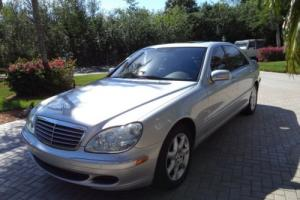 2005 Mercedes-Benz 500-Series