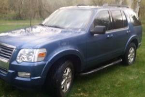 2009 Ford Explorer Sport Package