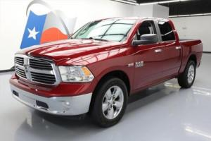2014 Dodge Ram 1500 BIG HORN CREW 4X4 HEMI LEATHER