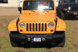2012 Jeep Wrangler Sport Unlimited Trail Rated