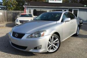 2006 Lexus IS Base 4dr Sedan w/Automatic