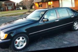1997 Mercedes-Benz S-Class S320 W140 Long Wheel Base