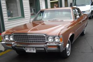 1972 AMC AMBASSADOR Photo