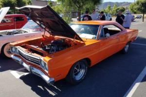 1969 Plymouth Satellite Sport Photo