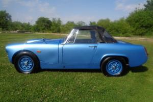 1969 Austin Healey Sprite 1969 AUTSTIN HEALEY SPRITE NO RESEERVE Photo