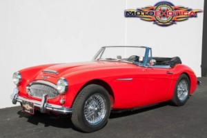 1963 Austin Healey 3000 2+2 (BJ7) Photo