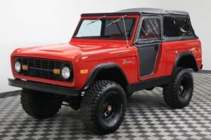 1972 Ford Bronco V8 4X4 RESTORED LIFTED Photo