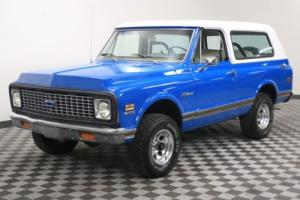 1971 Chevrolet Blazer K5 CST BLAZER 4X4 CONVERTIBLE HARD TOP Photo