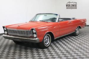 1965 Ford Galaxie ORIGINAL POWER TOP V8 AUTO Photo