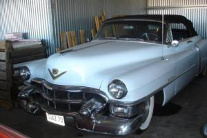 1953 Cadillac 62 SERIES CONVRTIBLE