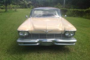1957 Chrysler Imperial 2 dr cpe