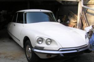 1969 Citroën DS21 Photo