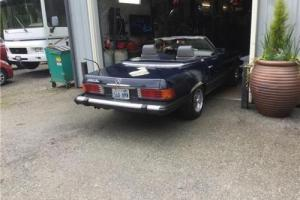 1976 Mercedes Daimler-Benz 450 SL Convertible -- Photo
