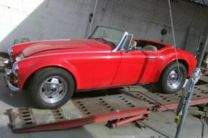 1962 Replica/Kit Makes 1962 3000 roadster