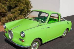 1962 Goggomobil Goggomobil TS300 Coupe TS300 Coupe