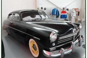 1949 Hudson Super Six -- Photo