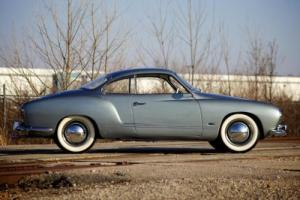 1957 Volkswagen Karmann Ghia Karmann Ghia Photo