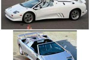 1985 Replica/Kit Makes LAMBORGHINI DIABLO ROADSTER