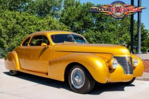 1940 LaSalle Custom Coupe LaSalle Custom Coupe