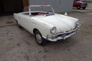 1965 WANKEL SPIDER G80 RARE 1965 NSU SPIDER Photo