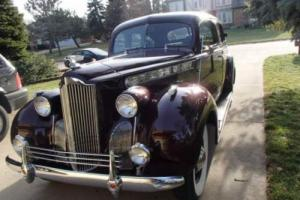 "1940 Packard Model 1800  122"" wb  (110) Photo"