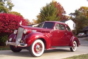 1938 Packard 110 2DOOR COUPE Photo