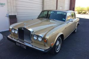 1979 Rolls-Royce Silver Wraith II for Sale