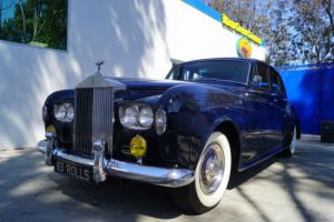 1963 Rolls-Royce Other WITH WORKING A/C & ORIGINAL BUILD SHEETS!