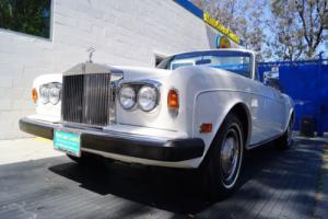 1984 Rolls-Royce Corniche Photo