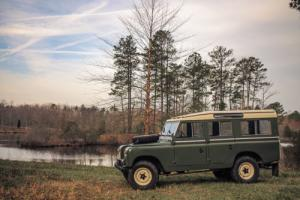 1969 Land Rover Defender