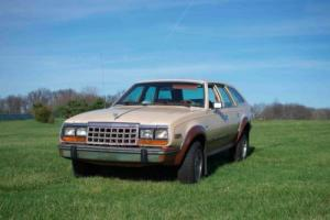 1983 AMC Other Photo