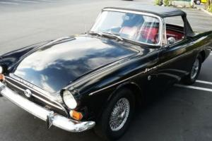 1964 Sunbeam Alpine Sunbeam Tiger lil sibling