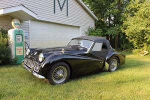 1962 Triumph TR3 Photo