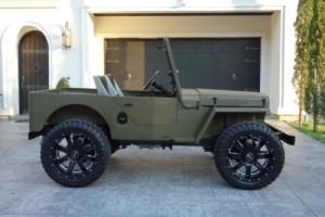 1948 Willys CJ-2A Photo