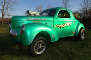 1941 Willys Gasser Photo