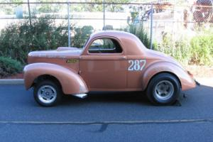 1938 Willys Coupe Photo