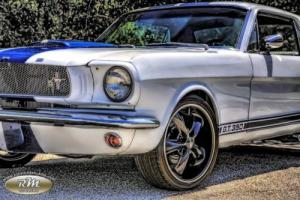 1966 Ford Mustang  Shelby GT 350 (GT350) Styling