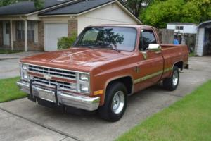 1987 Chevrolet C-10 SWB Single Cab Photo