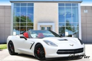 2015 Chevrolet Corvette Convertible 2LT