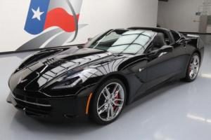 2015 Chevrolet Corvette STINGRAY Z51 2LT AUTO NAV HUD