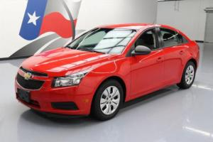 2014 Chevrolet Cruze AUTOMATIC SEDAN CD PLAYER RED HOT